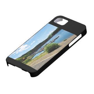 Edersee concrete dam iPhone 5 case