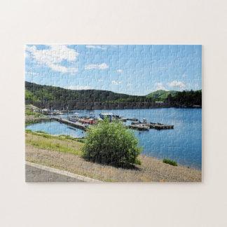 Edersee concrete dam jigsaw puzzle