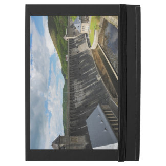 """Edersee concrete dam with closed forest-hits a iPad pro 12.9"""" case"""