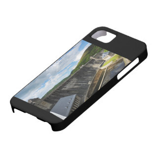 Edersee concrete dam with closed forest-hits a iPhone 5 cases