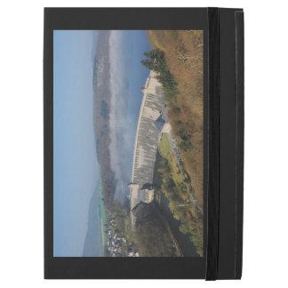 "Edersee concrete dam with fog iPad pro 12.9"" case"