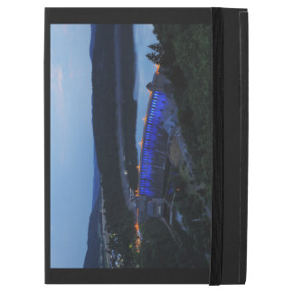 "Edersee lit up concrete dam in the evening iPad pro 12.9"" case"