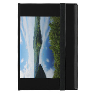 Edersee prospect of closed forest-hits a corner iPad mini case
