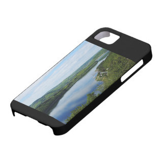Edersee prospect of closed forest-hits a corner iPhone 5 case