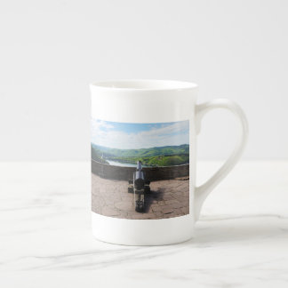 Edersee prospect of closed forest-hits a corner tea cup