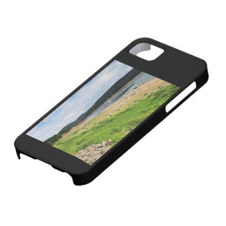 Edersee village place of Berich iPhone 5 Cases