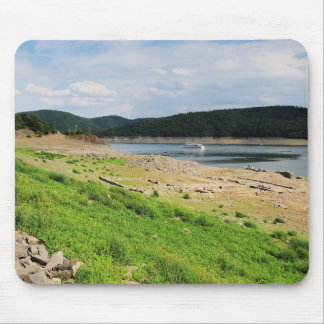 Edersee village place of Berich Mouse Pad