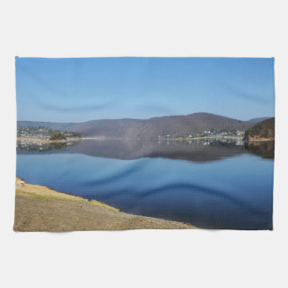 Edersee when bringing living kitchen towel