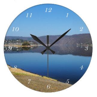 Edersee when bringing living large clock