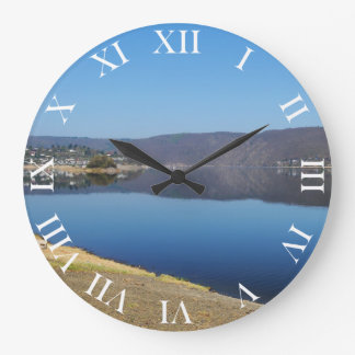Edersee when bringing living large clock