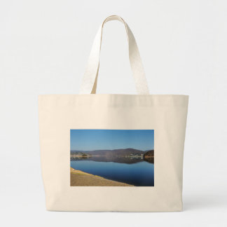 Edersee when bringing living large tote bag