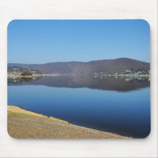 Edersee when bringing living mouse pad