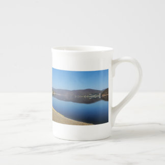 Edersee when bringing living tea cup