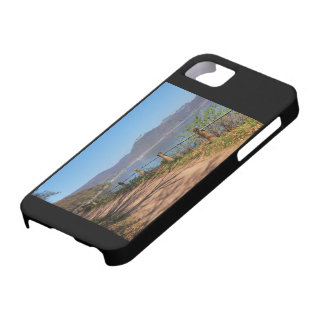 Edersee with lock forest-hit a corner case for the iPhone 5