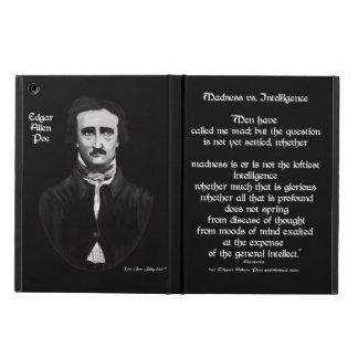 Edgar Alan Poe Cover For iPad Air