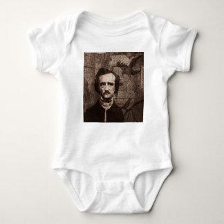 Edgar Allan Poe Baby Bodysuit