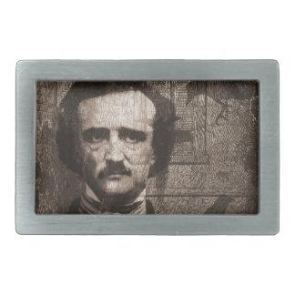 Edgar Allan Poe Belt Buckles