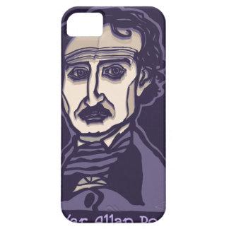 Edgar Allan Poe by FacePrints iPhone 5 Case
