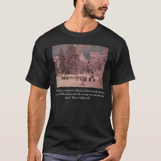 Edgar Allan Poe Cemetery T-Shirt