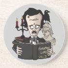 Edgar Allan Poe' Coaster