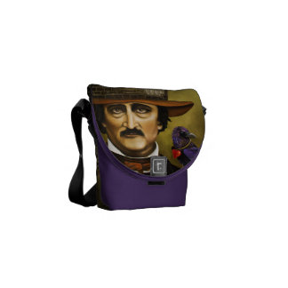 Edgar Allan Poe Commuter Bag