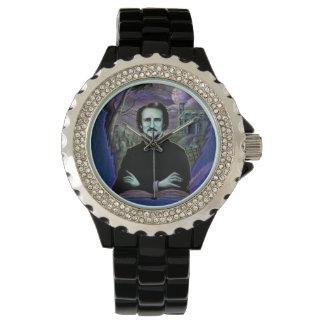 Edgar Allan Poe Gothic Wristwatch