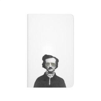 Edgar Allan Poe in Sunglasses Journal