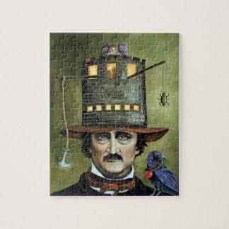 Edgar Allan Poe Jigsaw Puzzle