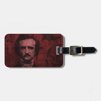 Edgar Allan Poe Luggage Tag