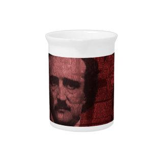 Edgar Allan Poe Pitcher