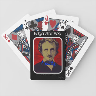 'Edgar Allan Poe' Playing Cards