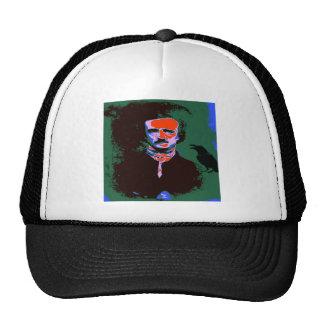 Edgar Allan Poe Pop Art 1 Trucker Hat