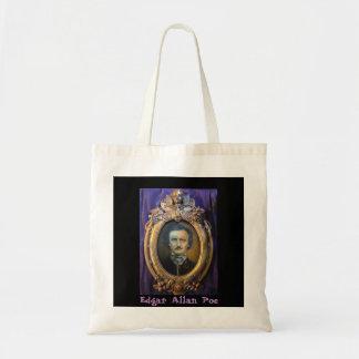 Edgar Allan Poe Portrait Budget Tote