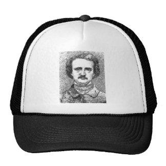Edgar Allan Poe Portrait Trucker Hat