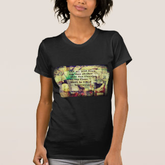 Edgar Allan Poe Quote Nevermore T-Shirt