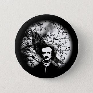 Edgar Allan Poe 'The Raven' 2 Inch Round Button