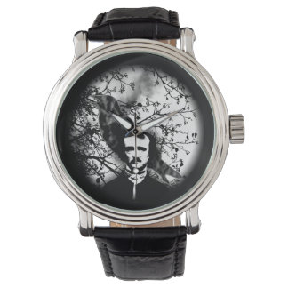 Edgar Allan Poe 'The Raven' Watch