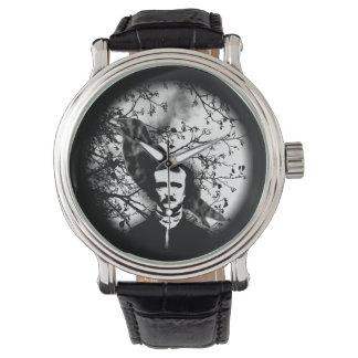 Edgar Allan Poe 'The Raven' Watch