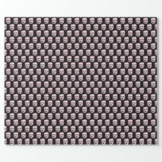 Edgar Allan Poed Wrapping Paper