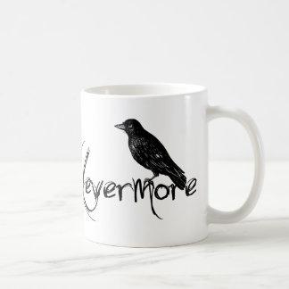 Edgar Allen Poe Raven Nevermore Mug