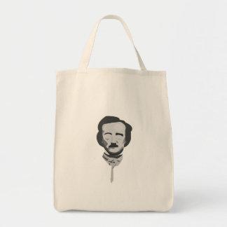 Edgar Allen Poe Tote Bag