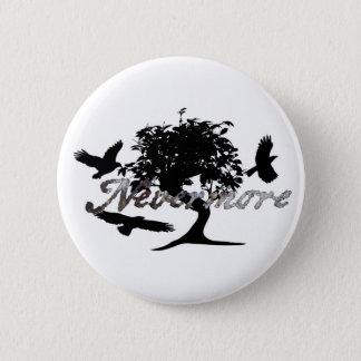 Edgar Allen Poe's The Raven 2 Inch Round Button