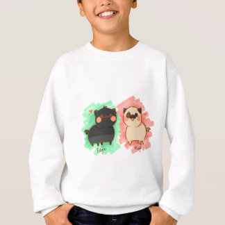 Edgar and Maya Sweatshirt