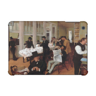 EDGAR DEGAS- A cotton office in New Orleans 1873 iPad Mini Retina Covers