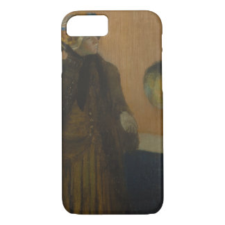Edgar Degas - At the Milliner's iPhone 8/7 Case