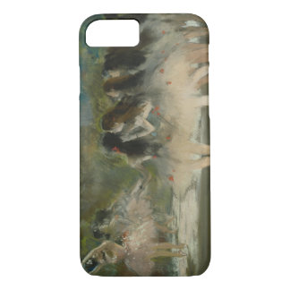 Edgar Degas - Ballet at the Paris Opera Case-Mate iPhone Case