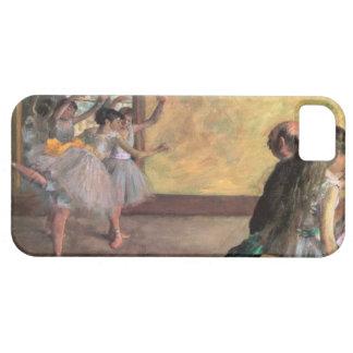 Edgar Degas Ballet Class iPhone 5 Cover