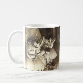 Edgar Degas | Ballet Rehearsal Coffee Mug