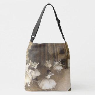 Edgar Degas | Ballet Rehearsal Crossbody Bag