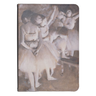 Edgar Degas | Ballet Rehearsal on the Stage, 1874 Kindle 4 Cover